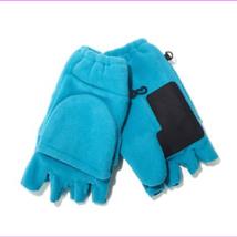 Polarex Hot Headz Fleece Glomitts, Egyptian Blue - $5.49