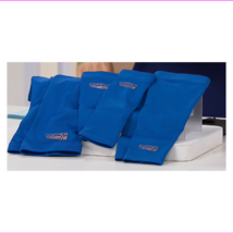 """Copper Fit """"Live Limitless"""" Knee Support Sleeve in Blue, Size Small - $0.98"""