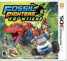 Fossil Fighters Frontier [video game] - $18.07