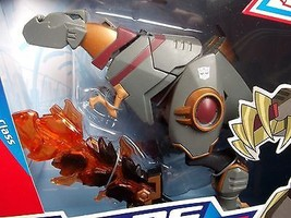 VOYAGER CLASS TRANSFORMERS ANIMATED GRIMLOCK MIB SEALED CASE FRESH CHERR... - $43.99