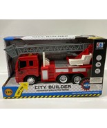 2018-5/2018-6 P24 1:16 Fire Truck w/light F6 - $17.86
