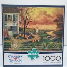 "Buffalo Games - Charles Wysocki ""Supper Call"" 1000 Piece Jigsaw Puzzle NEW - $19.99"