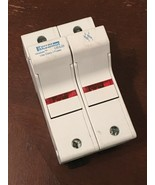 Ferraz Shawmut US3J2I W213942 UltraSafe Fuseholder 2P 30A 600VAC/DC w/ F... - $15.00