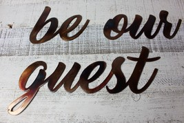 be our guest - $25.73