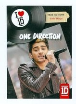Zayn Malik trading card (One Direction 1D) 2013 Panini Take Me Home Litt... - $4.00