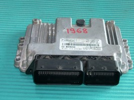 2015 FORD FOCUS ENGINE COMPUTER ECM FM5A12A6560ADB GENUINE OEM