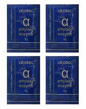 Alcotec Alpha Amylase Enzyme (Pack of 4) - $13.18