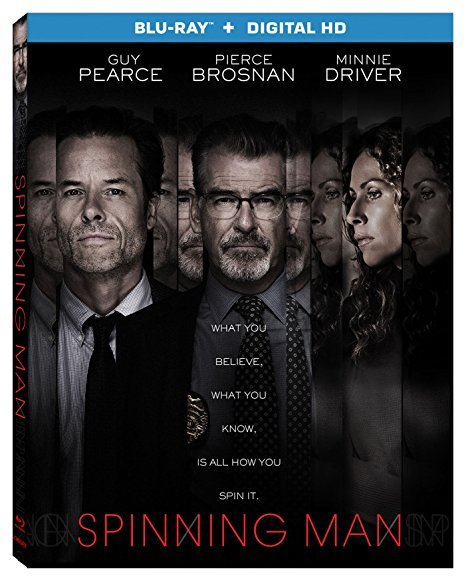 Spinning Man [Blu-ray, 2018]