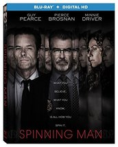 Spinning Man [Blu-ray, 2018] - $5.00