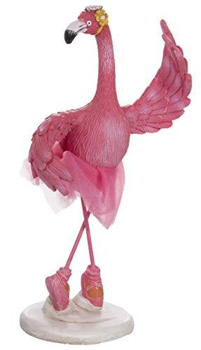 Super Cute Polyresin Flamingo Shelf Sitter Figurines In Choice of Pose