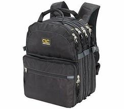 CLC Custom LeatherCraft 1132 75-Pocket Tool Backpack Multi - $164.60