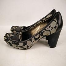 "Coach ""Paulina"" Heels Pumps Shoes Size 9B - $39.99"