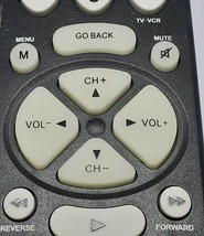 RCA RCR450 Glow in Dark Keys 4 Device Universal Remote Control  image 2