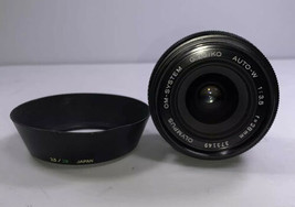 Olympus Om System G.Zuiko AUTO-W 28mm f/3.5 Lens From Japan #44 - $124.78