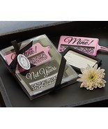 """Artisano Designs """"Mine Not Yours"""" His and Hers Luggage Tag Set - $12.56"""