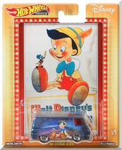 Hot Wheels - '66 Dodge A100: Pop Culture - Disney #1/5 (2019) *Pinocchio* - $8.00