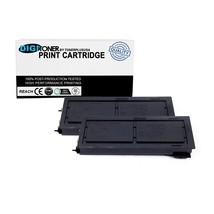 2 Compatible Kyocera Mita TK-677 Black Toner Cartridge TK675 TK677 TK678... - $75.80