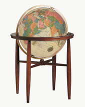 Replogle Finley Illuminated 20 Inch Floor World Globe - $1,757.25