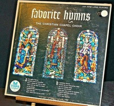 Favorite Hymns Record by Topps AA20-7377 Vintage