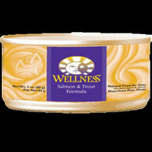 Wellness Complete Health Salmon & Trout Formula Canned Cat Food - $59.99+
