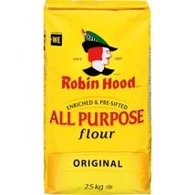 Robin Hood All Purpose Flour 2 x 2.5kg bags Canada - $79.99