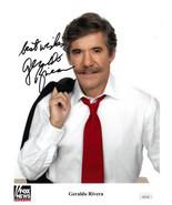 Geraldo Rivera signed Fox News 8x10 Photo Best Wishes minor dings- JSA H... - $21.95