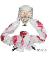 Off With His Head Ground Breaker Skeleton Halloween Décor - $101.99