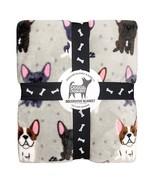 Berkshire Blanket Doggie Designs by Lili Chen Twin Super Soft Bed Blanket - $49.99