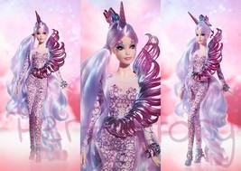 Barbie mattel Unicorn Goddess Gold Label Doll - $108.85
