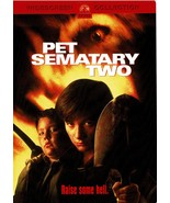 Pet Sematary Two, Raise Some Hell, DVD, Widescreen, 2001 - $9.99