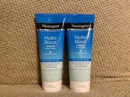 Neutrogena Hydro Boost Hydrating Whipped Body Balm W/ Hyaluronic Acid, 7oz, 2 Pk - $29.99