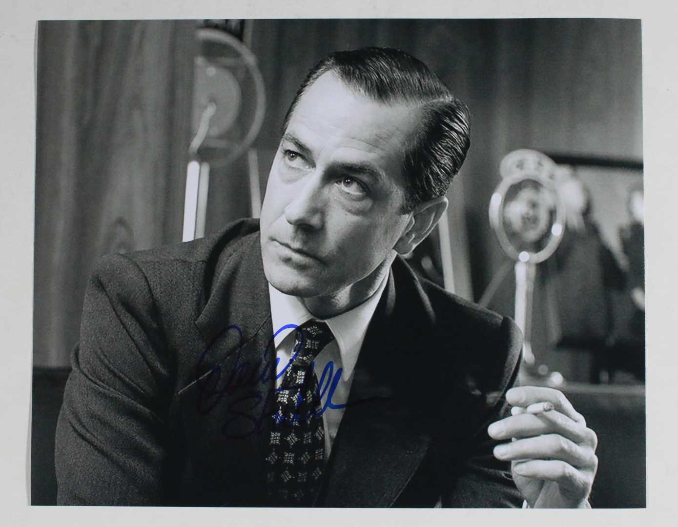 "Primary image for David Strathairn Signed Autographed ""Good Night and Good Luck"" Glossy 8x10 Photo"