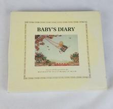 Vintage Baby's Diary memories Henriette Willebeek Le Mair Philomel Books - $33.61