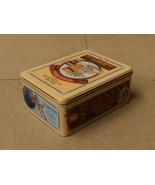Post Vintage Grape-Nuts Metal Tin 8in x 6 1/8in x 3 1/2in Americana Metal - $16.92