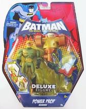 AQUAMAN Action Figure POWER PROP Batman Brave Bold 5.5 inch New 2009 Sea... - $6.83