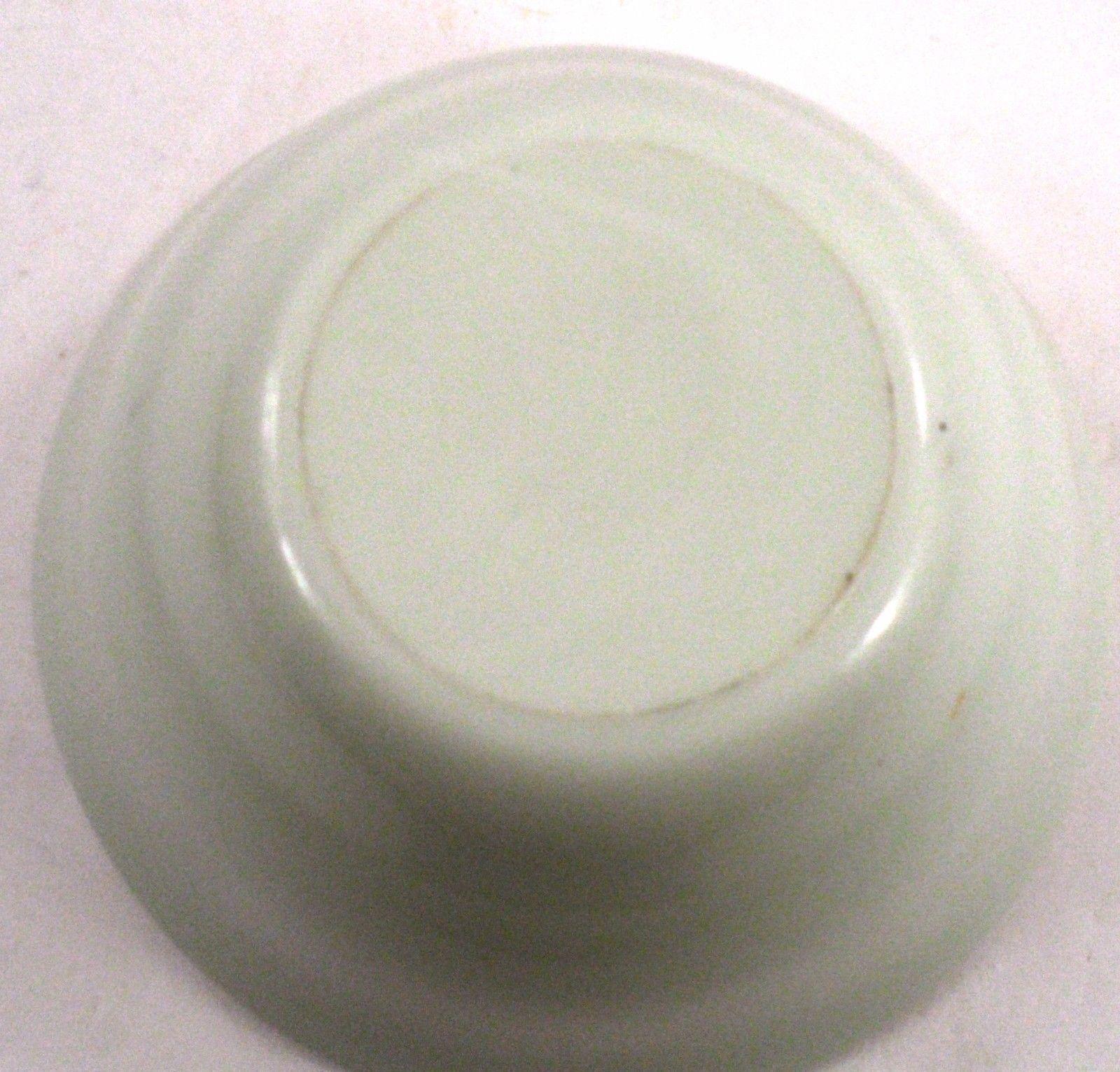 MINT Clean 1950s Era Becky Home-Ecky McKee Light Custard Glass Large Mixing Bowl