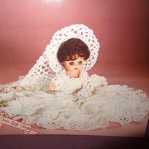 Megan Bed Doll Pattern Sweet Dreams Dumplin Designs Crochet 1987 BD512 B... - $9.99