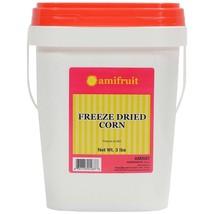 Corn Kernels - Freeze Dried - 3 lbs pail - $64.77