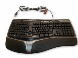 Microsoft KU-0462 Natural Ergonomic Keyboard 4000 v1.0 - $34.64