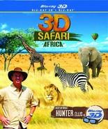 3D Safari Africa [Blu-ray] [Blu-ray] - $10.14