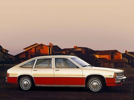 1980 Chevrolet Citation 4-door Hatchback Sedan ad | 24x36 inch poster  - $21.99