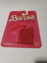 NIB BARBIE DOLL 1984 VINTAGE FASHION PRETTY EXTRAS ACCESSORIES 7959 - $11.87