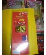 Curious George Adventures Mini Clip On Alarm Clock - $34.95