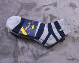 New Nwt Polo Ralph Lauren Socks 4 Pair Sz 10-13 - $32.14