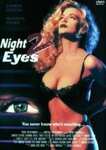NIGHT EYES 2   Andrew Stevens, Shannon Tweed, Tim Russ  ALL REGION  DVD - $19.00