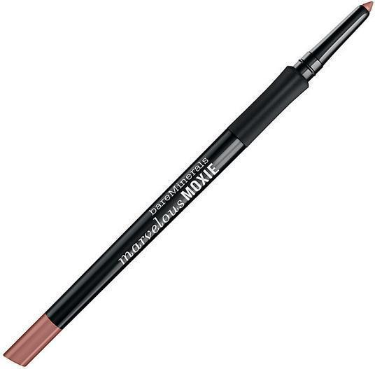 Primary image for BARE Minerals Marvelous Moxie Lipliner LIBERATED Blushing Almond Full Size NeW