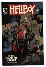 Hellboy: In the Chapel of Moloch 2008- Dark Horse NM- - $18.92