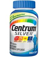 Centrum Silver Multivitamin for Men 50 Plus, Multivitamin/Multimineral Supplemen - $33.98