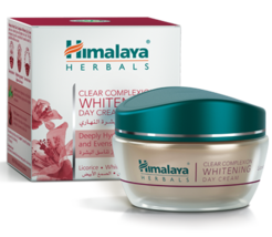 Clear complexion whitening day cream thumb200