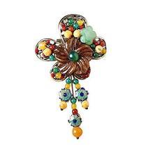 Easy Matching Elegant Clothing Cappa Brooch Pin
